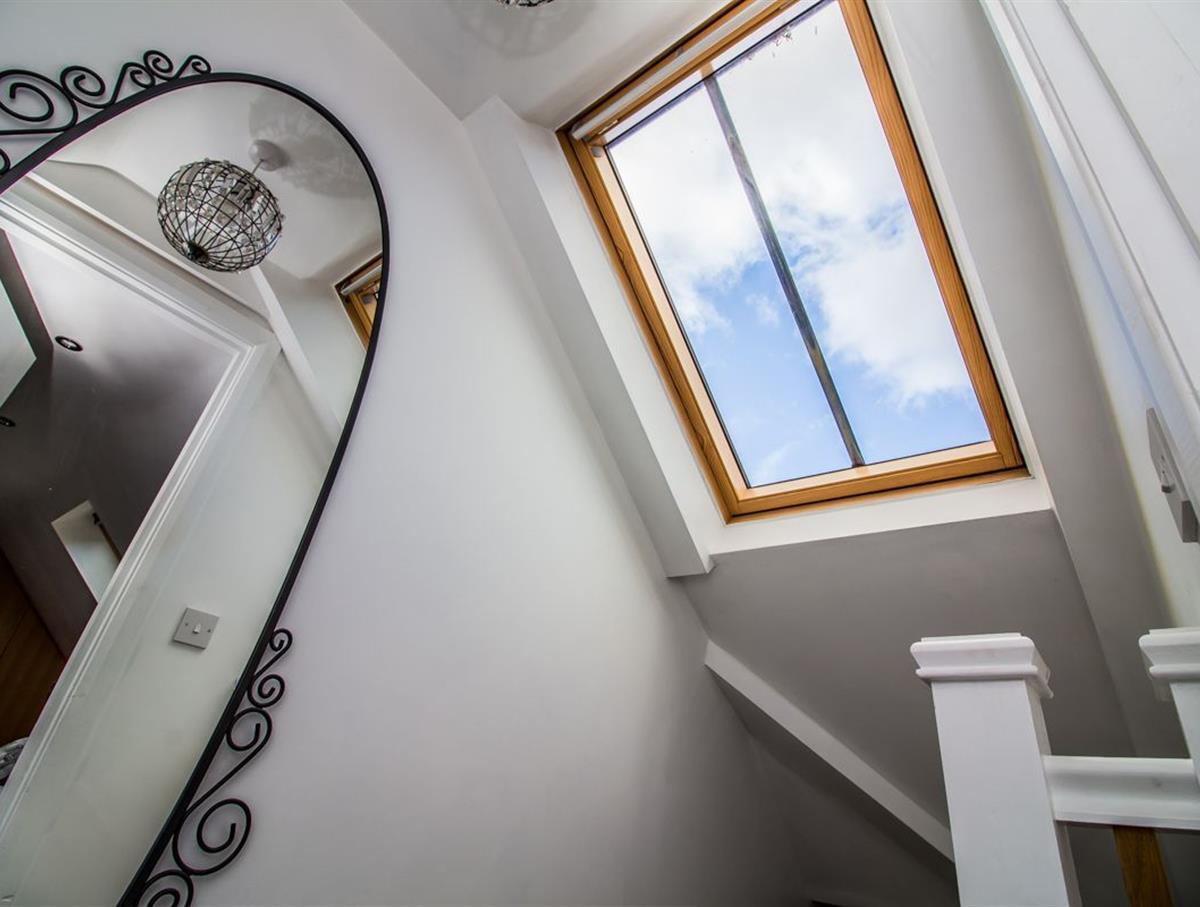 Bedroom 3 Velux Windowns