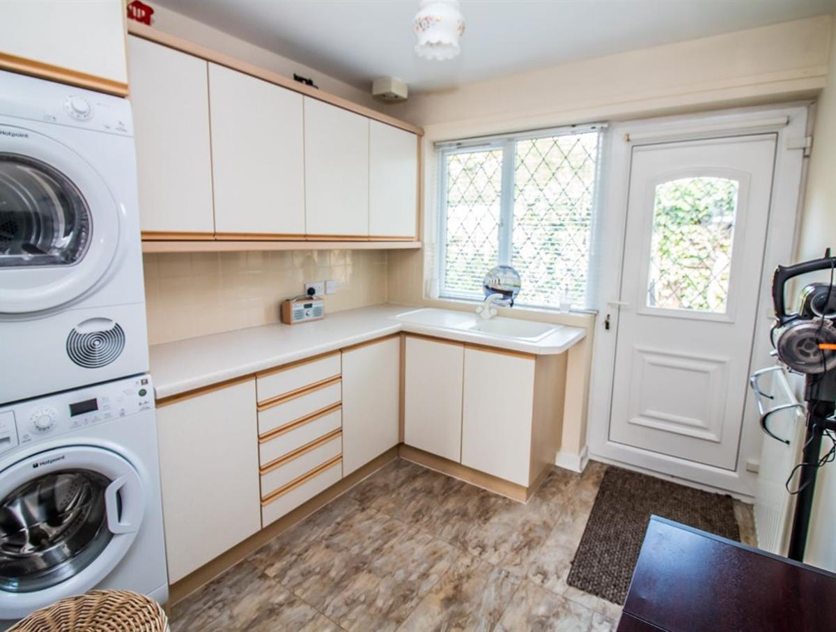 2nd Kitchen / Laundry Room